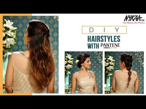 5 Minute Quick DIY Hairstyles Perfect For the Wedding Season