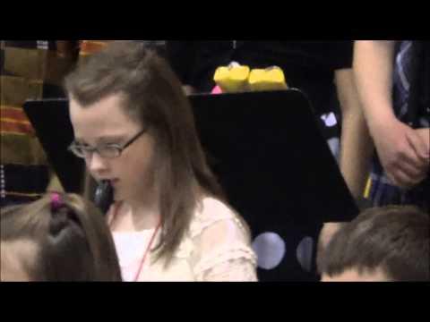 Miller School 4th Grade Recorder Concert