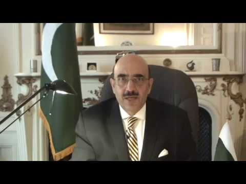 Interview Of Ambassador Masood Khan With Untv- Part 1 video