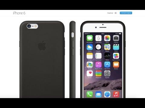 Analise: Capa de Couro Preta oficial Apple para iPhone 6 Plus