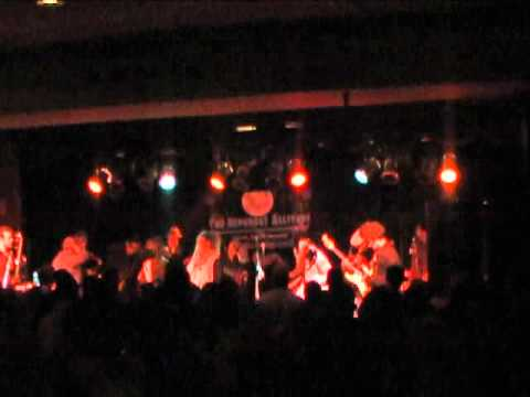 The Nephrok! Allstars/Dumpstaphunk - (Part 3) DeepAllstarPhunk Jam 11/26/11 @ RRR 1.5
