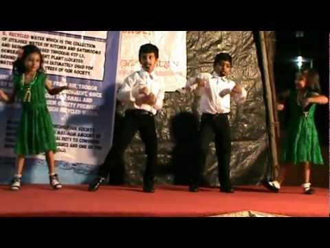 Dil Garden Garden Ho Gaya Stage Performance video