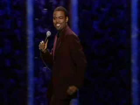 Comedy Central: Chris Rock On Rap Music video