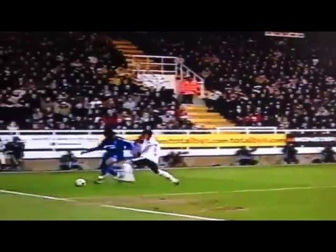 """""""Four minutes of added time for Fulham to endure"""" - 19/3/06"""