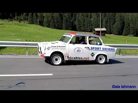 Trabant 601 RS @ 15.Arosa ClassicCar