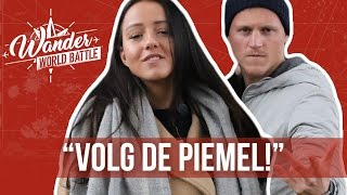 Sophie & Kaj VS Dionne & Kaj | #3 Dropping Challenge - Wander World Battle Roemenië