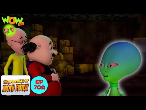 Alien's House - Motu Patlu in Hindi WITH ENGLISH, SPANISH & FRENCH SUBTITLES thumbnail