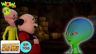 Alien's House - Motu Patlu in Hindi WITH ENGLISH, SPANISH & FRENCH SUBTITLES