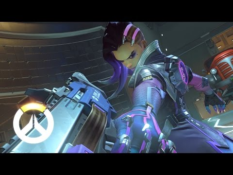 [NEW HERO – COMING SOON] Introducing Sombra | Overwatch