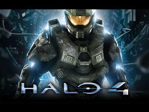 Halo 4. Фильм по игре Halo 4 (Игрофильм)