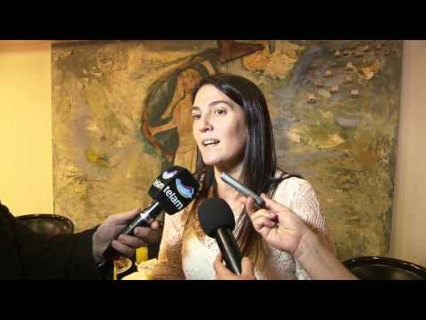 Cecilia Rodríguez encabezó seminario de UNASUR