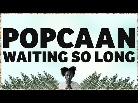 Popcaan - Waiting So Long (produced By Adde Instrumentals) - Official Lyric Video video