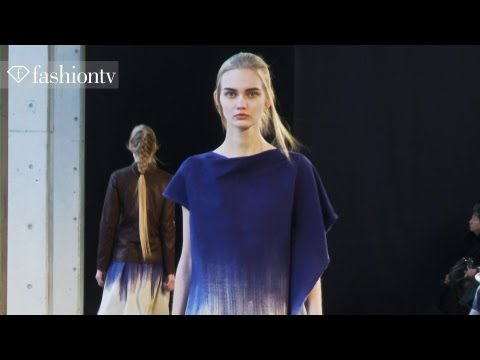 Matohu Fall/Winter 2012/13 Show | MB Fashion Week Tokyo | FashionTV