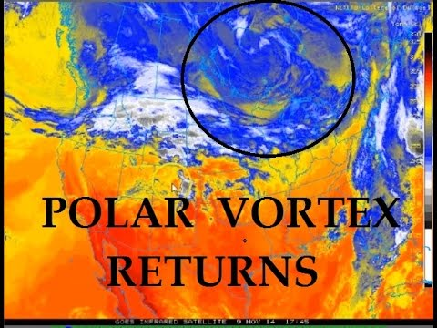 11/10/2014 -- Polar Vortex Returns --