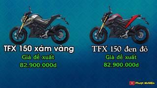 Bảng giá xe phân khúc 150cc tại VN
