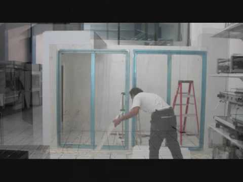 Camaras frigorificas industriales