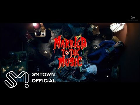 SHINee 샤�니_Married To The Music_Music Video