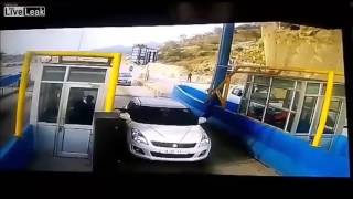 GRAVE ACCIDENTE EN PEAJE