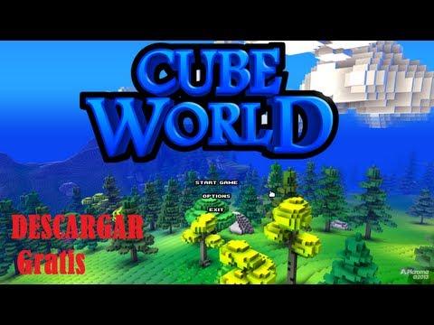 DESCARGAR CUBE WORLD CRACKEADO [Launcher Funcionando]