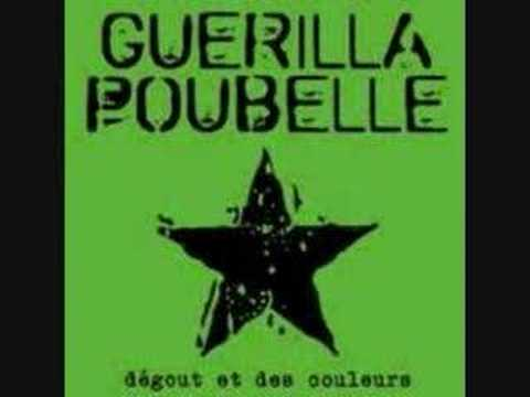 Guerilla Poubelle - Punk Rock Is Not A Job