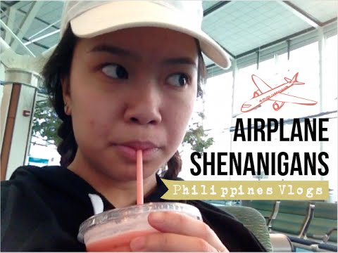 What's In My Carry-On Bag! [Philippines Vlogs #1]