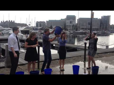 AshtonKCJ ice bucket challenge