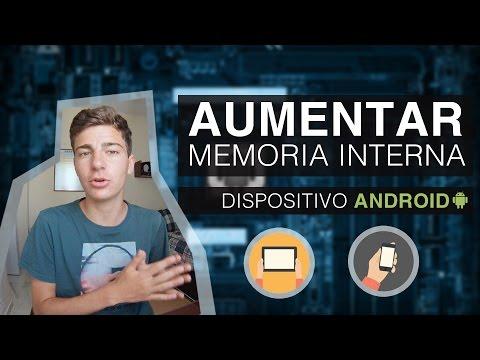 AUMENTAR MEMORIA INTERNA en Cualquier Android y Particionar SD   2015