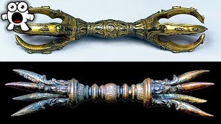 Top 10 Most POWERFUL and MAGICAL Weapons In Mythology