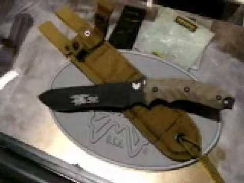 Benchmade Knives at SHOT Show 2009