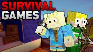 Survival Games #8 w/ Mikkel og Emil: Emils ofring :o