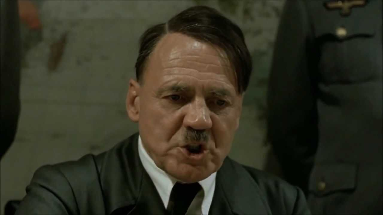 Hitler plans to get his old voice back
