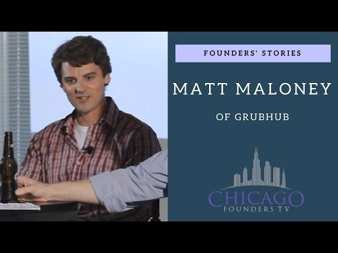1871 Founders Series - Grub Hub - Part 2