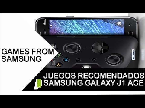 [GAMES] Samsung Galaxy J1 ACE Juegos Recomendados HD