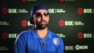 Paulie Malignaggi Looks Back on His Early ShoBox Fight