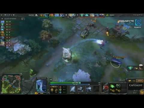 Team Empire vs Duza Game 2 - GIGABYTE Challenge - @DotaCapitalist