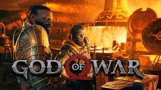 Let's Play God of War 2018 #32 Wieder vereint