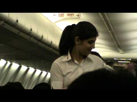 Secvice by Shikha on Spicejet