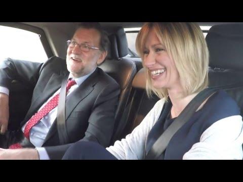 El lapsus de Mariano Rajoy que hizo reír a Susanna Griso - Dos días y una noche