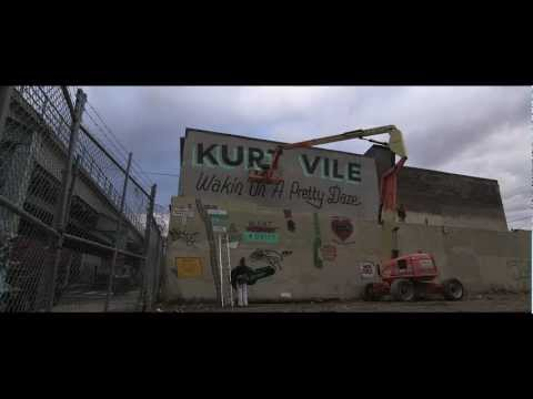 Kurt Vile - &#039;Wakin On A Pretty Day&#039; track set to moving images