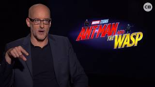 Peyton Reed Talks 'Ant-Man and the Wasp'