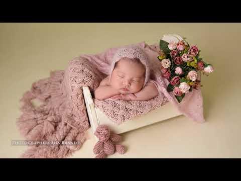 Baby Kristen Newborn Session with Ana Brandt