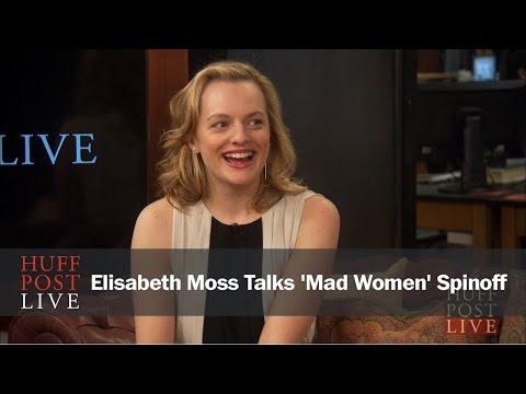 Elisabeth Moss Talks 'Mad Women' Spinoff