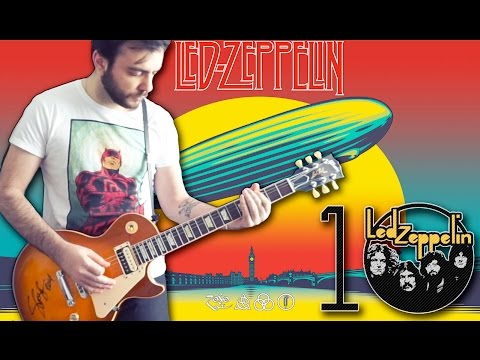 Top 10 Riffs: Led Zeppelin