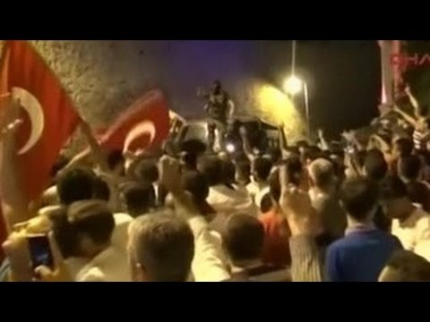 Михеев: военный переворот в Турции - проигрыш Эрдогана