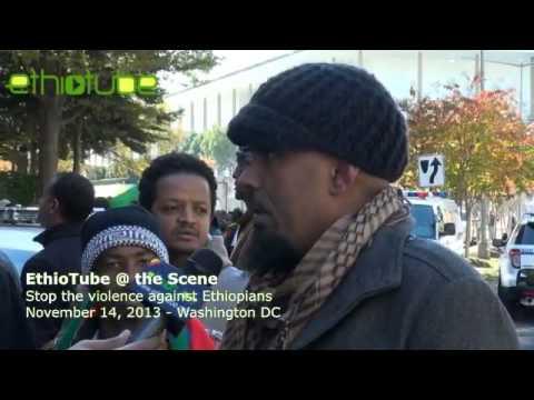 EthioTube - Ethiopian Singer Abdu Kiar Speaks About The Situation In Saudi Arabia | Nov 14, 2013