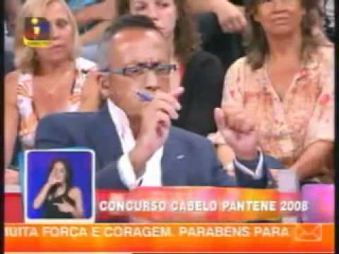 """Sara-Sampaio.webstarts.com Present sara sampaio in """" Você na Tv """" 2007"""
