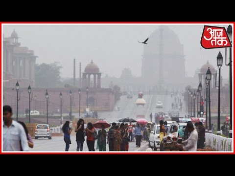Delhi and NCR Experiences Sudden Rains