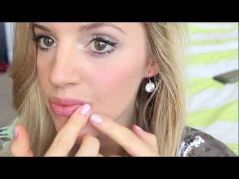 How To Cover Up A Fever Blister / Cold Sore  How To Save Money And Do