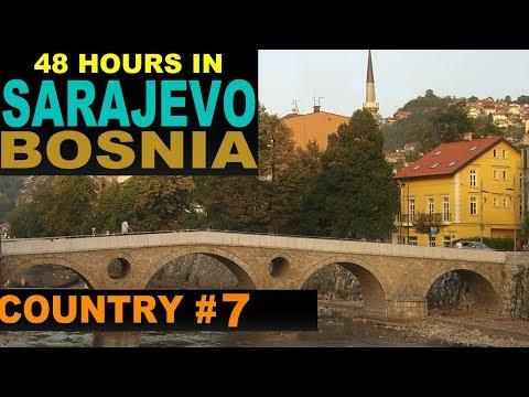 A Tourist's Guide to Sarajevo, Bosnia