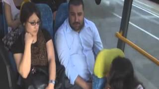 Şizofren Adam Otobüs Şakası